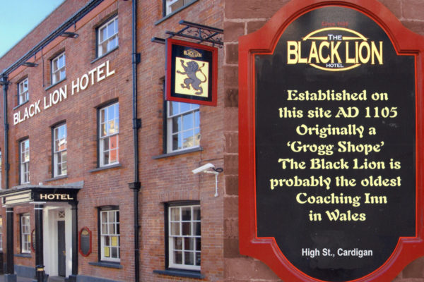 The Black Lion Hotel