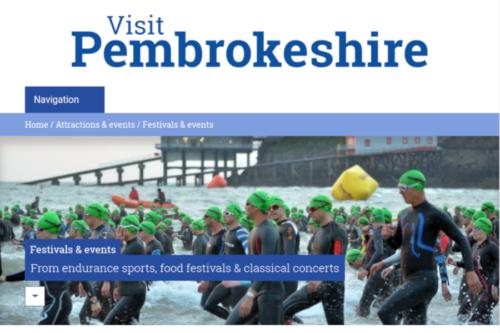 Pembrokeshire listing